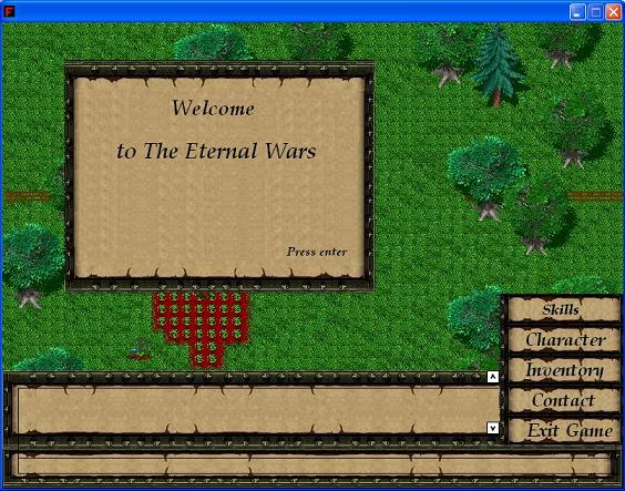 Eternal Wars: Ingame #1